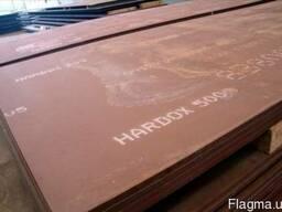 Hardox 400, 450, 500, 550, 600
