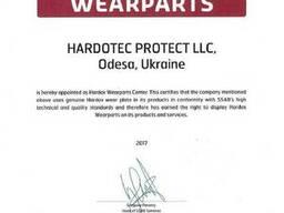 Hardox 450/500/600 износостойкая сталь, Хардокс из наличия - фото 2