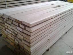 Hardwood (oak) timber