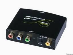HD component-HDMI конвертер