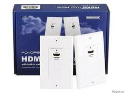 HDMI розетка по витой паре