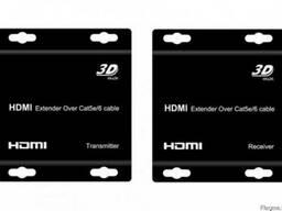 HDMI: сплиттеры, удлинители сигнала по витой паре, матрицы