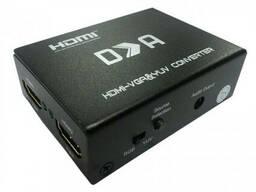 HDMI to VGA/Ypbpr конвертeр