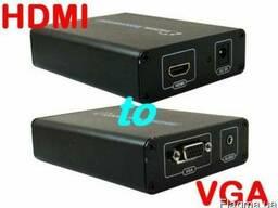 HDMI в VGA Конвертер
