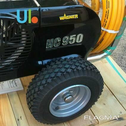 Агрегат окрасочный WagnerHeavyCoat 950G бензиновый