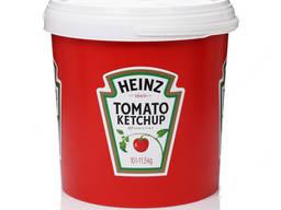 Heinz кетчуп томатный ведро 10л