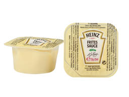 Heinz соус для картошки фри дип-пак 25гр 100шт. упаковка