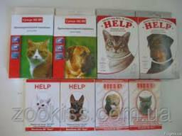 Хелп ошейник для собак и для котов-19 грн