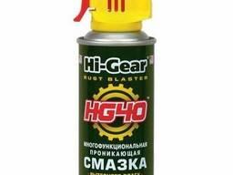 Hi-Gear Многофункциональная проникающая смазка Hi-Gear. ..