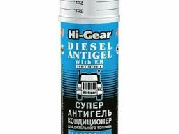 Hi-Gear Суперантигель-кондиционер для дизтоплива с ER Hi-Gear 444 мл. HG3423