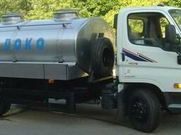 Химическое сырьё для теплоизоляции молоковозов, автоцистерн