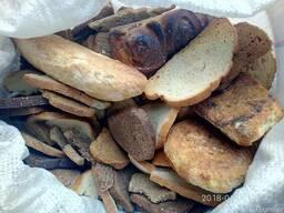 Хлебные и сдобные сухари