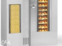 Хлебопекарная печь на пеллетах