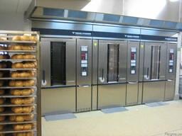 Хлебопекарное и кондитерское оборудование. Пекарский цех.