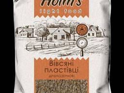 Хлопья овсяные ТМ «Holm's» мелкозерновые ,400 г