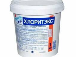 Хлоритэкс (гранулы) быстрая дезинфекция воды в бассейне