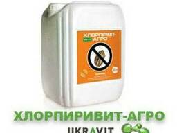 Хлорпиривит Агро,КЕ- Хлорпирифос 500 г/л, Циперметрин 50 г/л