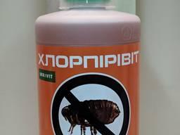 Хлорпірівіт, Засіб від комах, тарганів, кліщів, мурашок