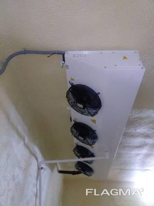 Холодильна камера для зберігання кондитерських виробів