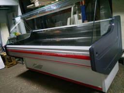 Холодильна вітрина Mawi 2 метрова