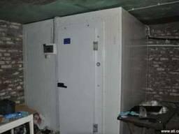 Холодильная камера «под ключ»