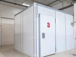 Холодильная камера с температурным режимом до -18°С