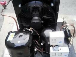 Холодильная установка 2,7 кВт на температуру 2°С. .. 4 °С