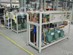 Холодильная установка Bitzer производство агрегатов ЦХМ