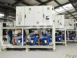 Холодильная установка ЦХМ агрегат производство и поставка