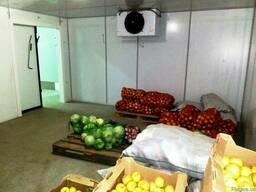 Холодильная установка для овощей