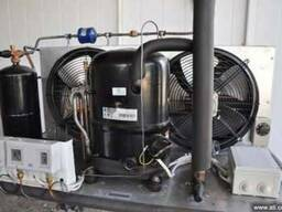 Холодильная установка, средне-,низкотемпературные агрегаты