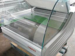 Холодильная витрина 2м. гастрономическая витрина б у