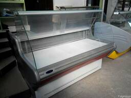 Холодильная витрина Небраска длиной- 1,6 б\у производиться