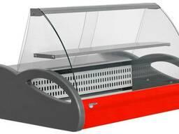 Холодильная витрина ВХС-1,0 среднетемпературная Арго.