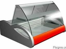 Холодильная витрина ВХСн-1,5 среднетемпературная Арго.
