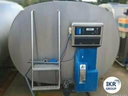 Холодильник для молока Б / У ALFA LAVAL 8000 закритого типу