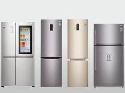 Розпродаж зі складу: холодильники, морозильні/холодильні камери (б/в). Встигніть придбати