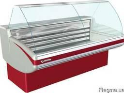 Холодильное оборудование, холодильные витрины, шкафы,лари
