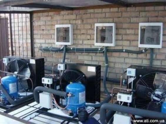 Холодильный агрегат GLE Z30 126Y-SB