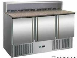 Холодильный стол для пиццы Cooleq PS903 Новые