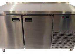 Холодильный стол узкий Tehma 98930