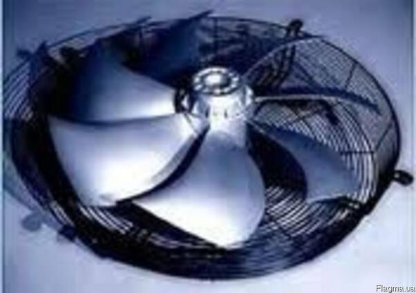 Вентилятор Ziehl-Abegg