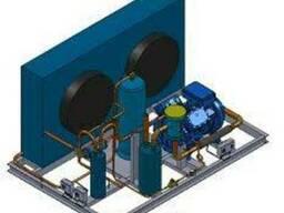 """Холодильные агрегаты на базе компрессоров """"Frascold"""" б/у"""