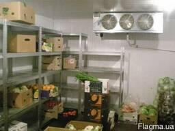 Холодильные камеры для продуктов питания