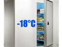 Холодильные камеры для продуктов питания.Крым.