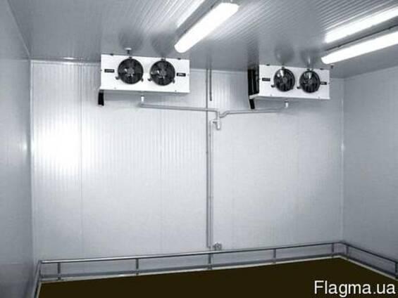 Холодильные камеры для заморозки с установкой.Крым.