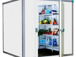 Холодильные камеры любой сложности.Установка с гарантией.
