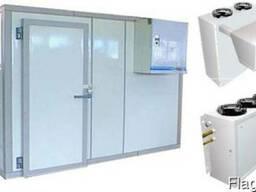 Холодильные камеры. Моноблоки и Сплит-системы