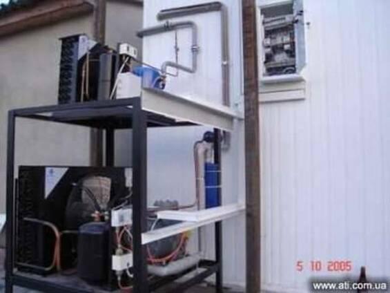 Холодильные и морозильные камеры оборудование