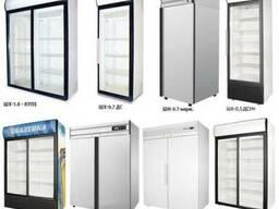 Холодильные шкафы Polair новые в наличии. Кредитуем